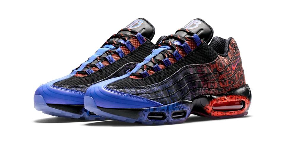 new styles 48160 282f7 Nike Jacob Burris  Air Max 95