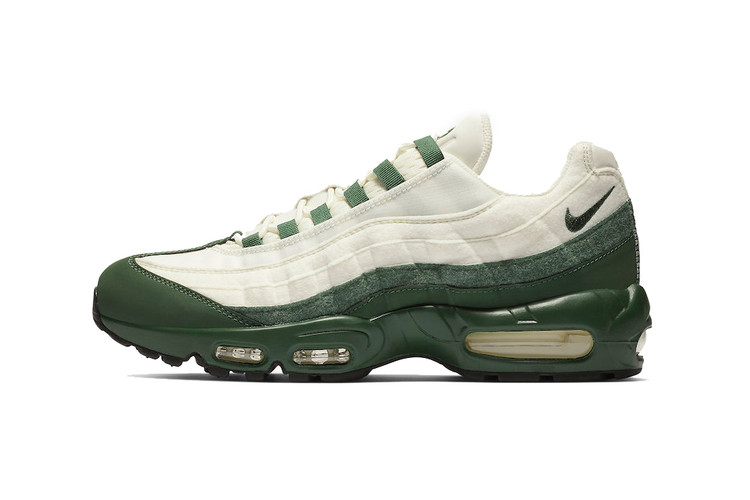 This Nike Air Max 95 Looks Inspired by the American Sycamore dc6b25f23