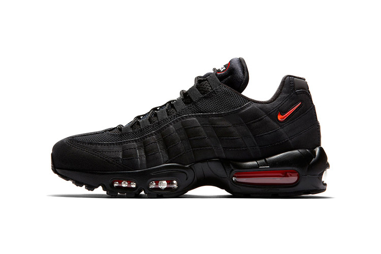 best cheap 788aa 7bde4 Nike Ornaments New Air Max 95 With Jewel Swoosh