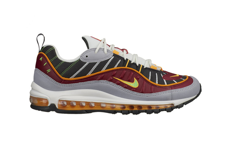 ad05bbf0dfe9e0 This Nike Air Max 98 Colorway Matches the Latest GYAKUSOU Capsule