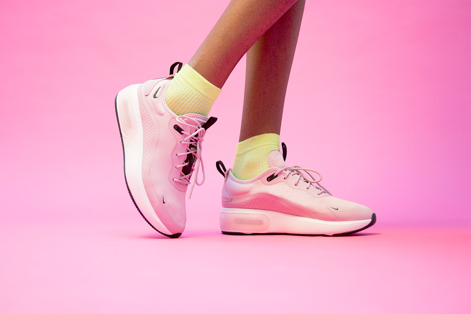 size 40 9f73a 4e362 Nike Air Max Dia Interactive Styling Film Barabara Malewicz Paris Colorways