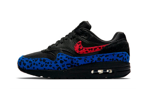 """Nike Air Max 1 & Air Max 98 to Release in """"Black Leopard"""""""