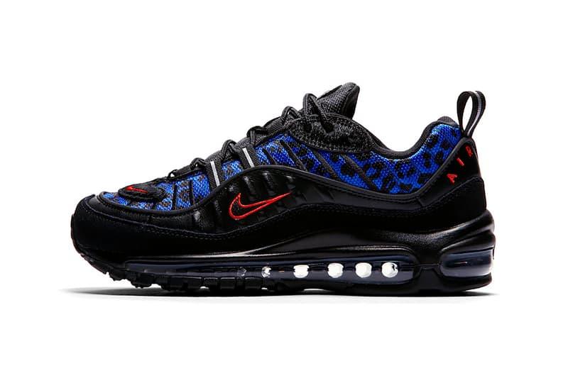"quality design 615af d6ff8 Nike Air Max 1   Air Max 98 Premium ""Black Leopard"" Pack"
