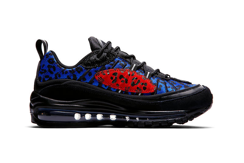 """Nike Air Max 1 98 """"Black Leopard"""" Pack March Spring Release Information Womens Release Details Date Buy Drop Purchase Cop"""