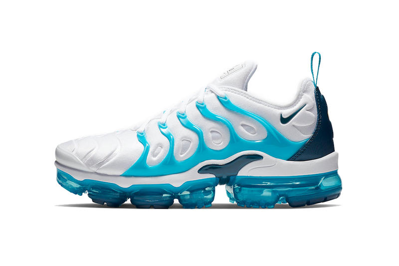 nike air vapormax plus blue force 2019 footwear nike sportswear