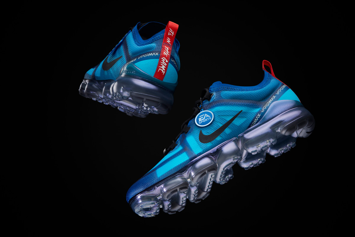 """Nike x EA Sports Reveal """"Madden Pack"""" VaporMax and Hoodie"""