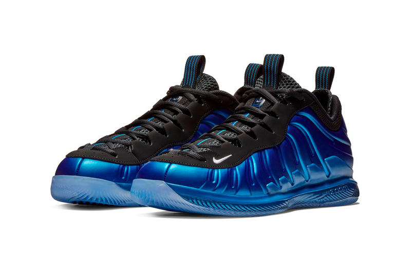Nike Foamposite Zoom Vapor X Hybrid Closer Look collaboration sneakers shoes fashion Penny Hardaway sneakers shoes nba Anfernee Deon Penny Hardaway orlando magic