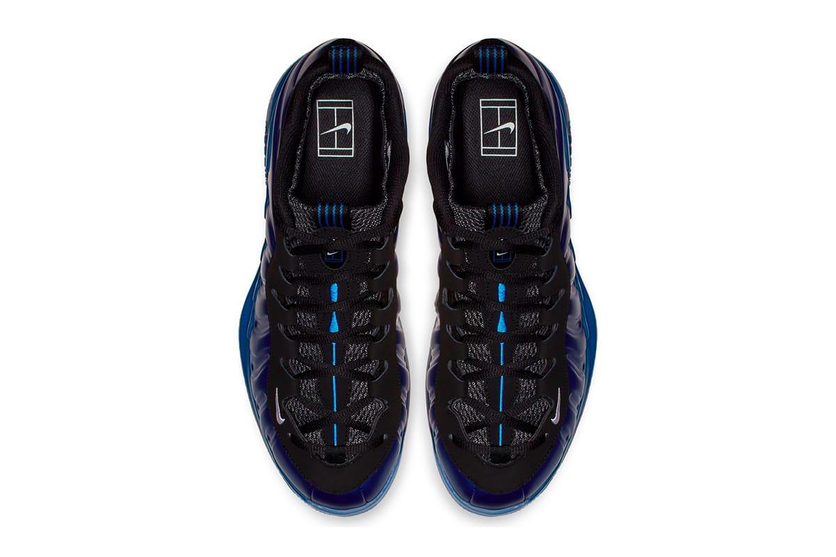 Nike Foamposite Zoom Vapor X Hybrid