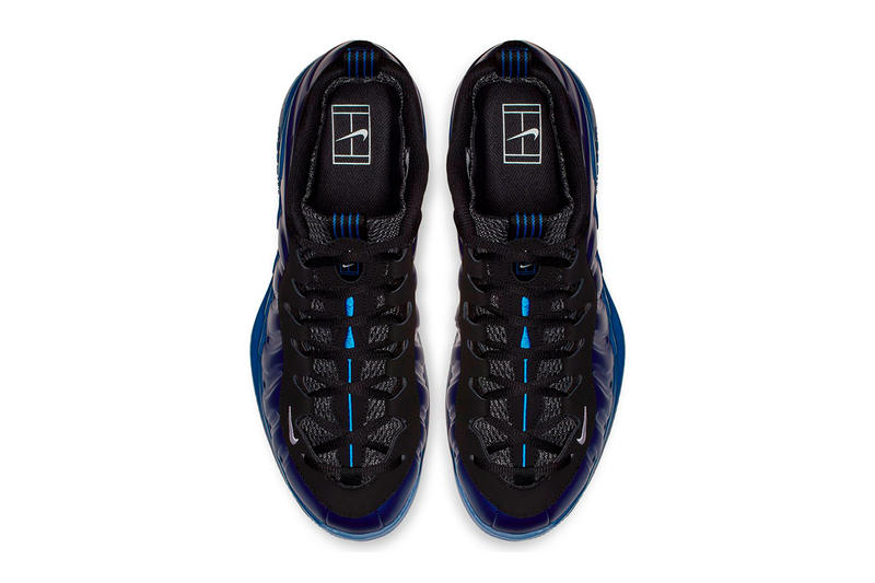 b8afb31e5a6 Nike Foamposite Zoom Vapor X Hybrid Closer Look collaboration sneakers  shoes fashion Penny Hardaway sneakers shoes