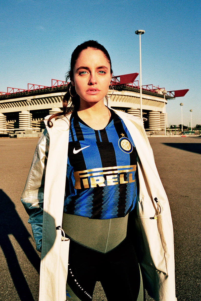 designer fashion 78d06 65676 Inter Milan x Nike 20th Anniversary Jersey | HYPEBEAST