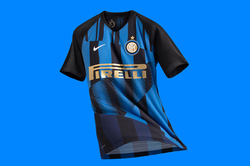 Nike Football FC Internazionale Milano Jersey 20th Anniversary 1998 1999 Ronaldo Milan Derby Patchwork Centenary Zanetti Release Details AC Inter Milan