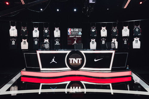 An Inside Look at Nike & Jordan Brand's 2019 NBA All-Star Collection Reveal