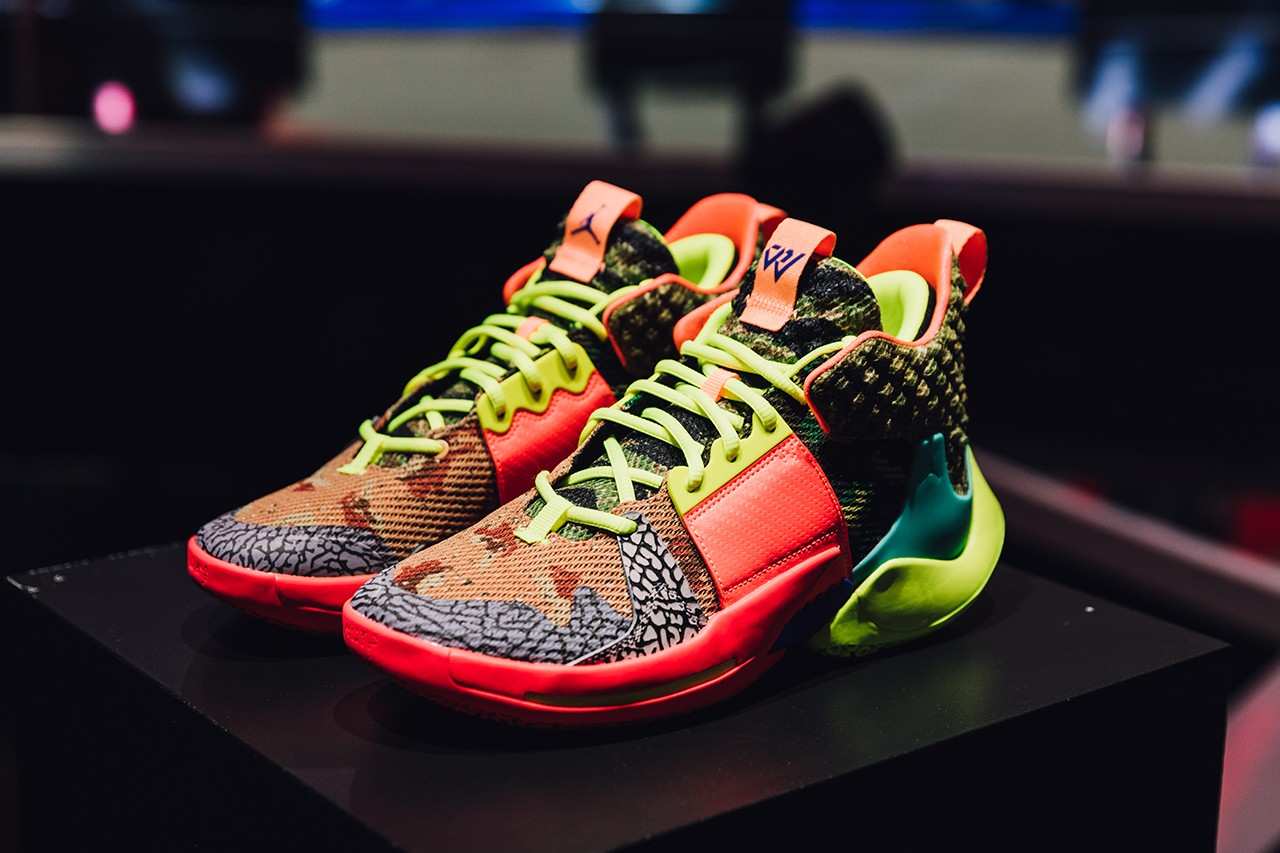 Nike and Jordan All-Star Collection