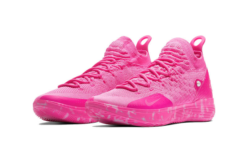 nike kd 11 release date 2019 february laser fuchsia kevin durant footwear nike basketball