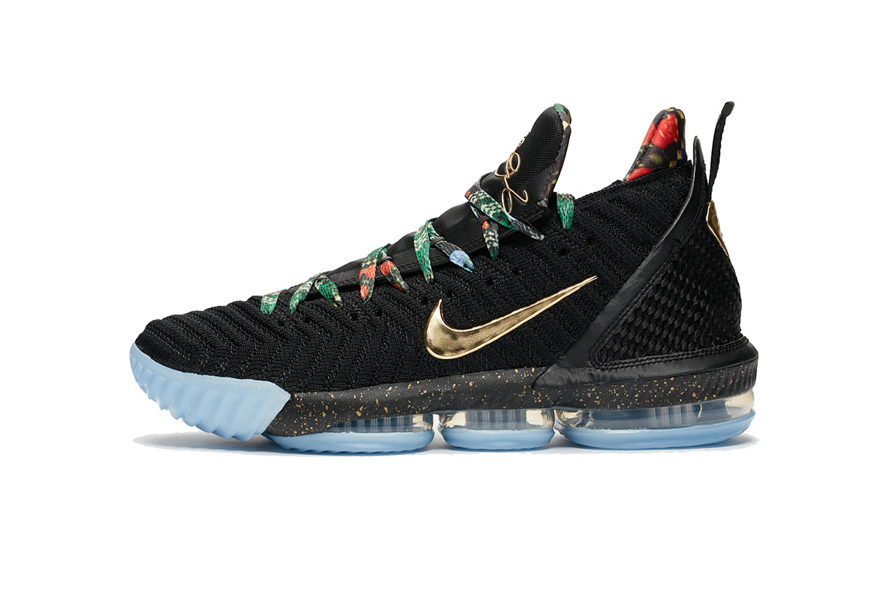 "ca0103690a29 Nike LeBron 16 ""Watch the Throne"". Sneakersnstuff"