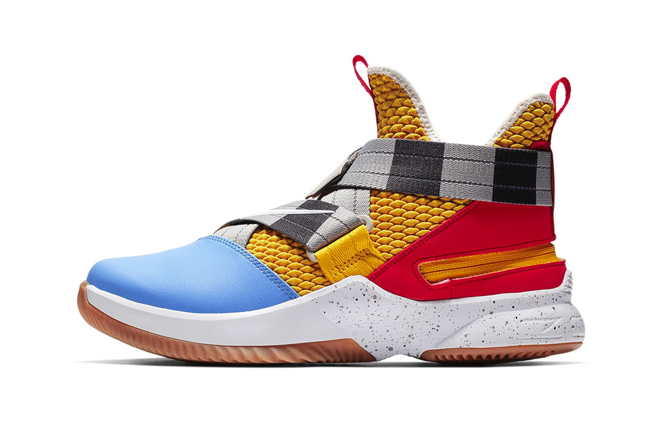 separation shoes 9213a ca829 Nike LeBron Soldier 12