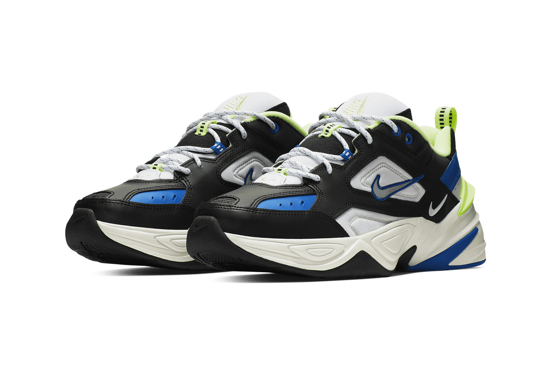 1c16f56353d Nike's M2K Tekno Gets the Royal & Volt Treatment | HYPEBEAST
