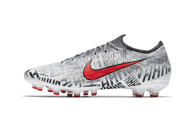 08c8ca45a Nike Mercurial Vapor 360 NJR Silencio Neymar Jr Football Boots Flyknit Oreo  Red. 1 of 4