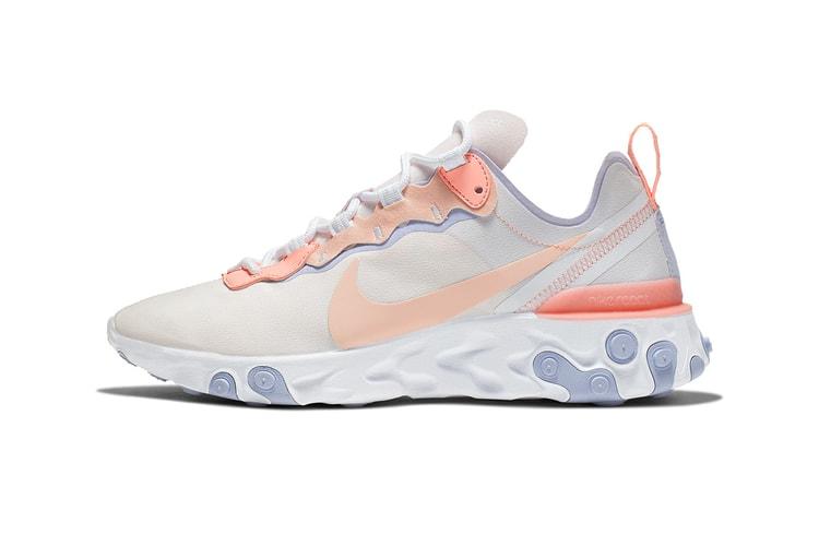 deaa69ea2191 Nike s React Element 55 Receives a Summery