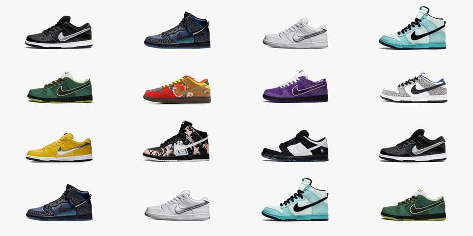 4d0346585f37ff GOAT s Looks Back at Nike SB Colorways