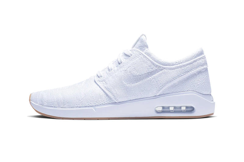 "After 10 Years Nike Finally Introduces the Janoski 2 nike sb skateboarding lifestyle skate shoe release info price drop DB2714 ""Ash Pearl/Ash Pearl/Off White"""