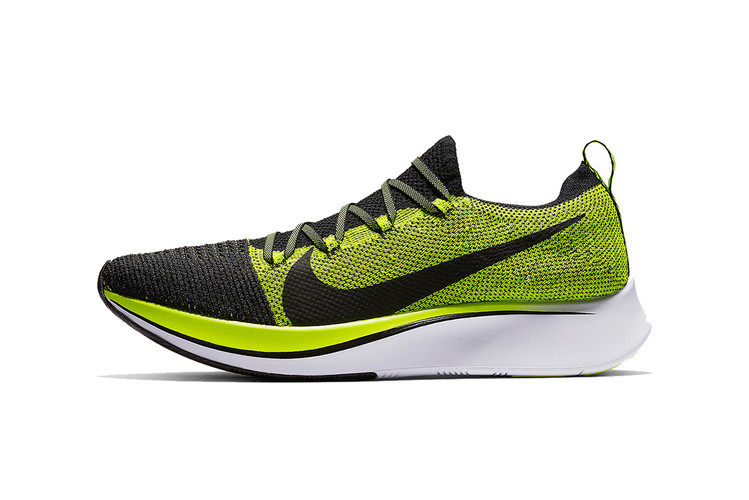 a296c56c5d702 Nike s Zoom Fly Flyknit Takes a Page out of the Zoom Trainer s Playbook