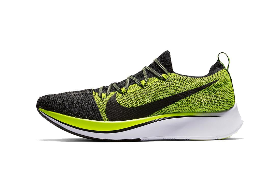 Nike Zoom Fly Flyknit Release