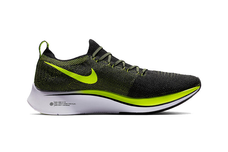 nike zoom fly flyknit cookies and cream volt 2019 footwear nike running
