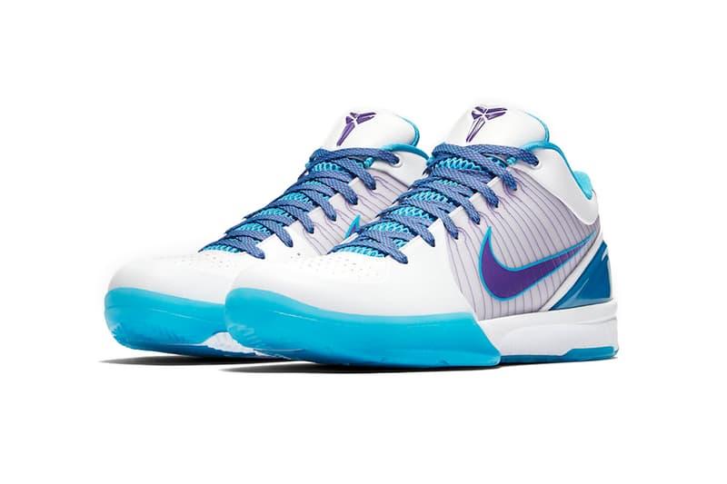 nike zoom kobe 4 protro draft day kobe bryant nike basketball 2019 february footwear