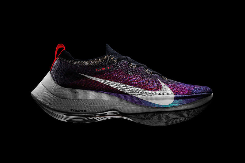 Nike Zoom VaporFly Elite Flyprint 3D Release japan harajuku march 4 2019 price 75000 yen 675 usd marathon runners time raffle