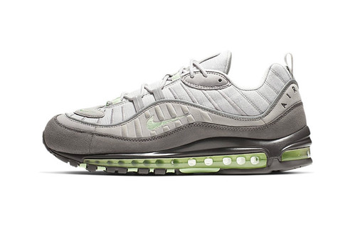 "Nike's Air Max 98 ""Vast Grey/Fresh Mint"" Is the Ultimate Daily Sneaker"