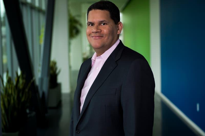 Nintendo of America President Reggie Fils-Aime Retirement Doug Bowser retires