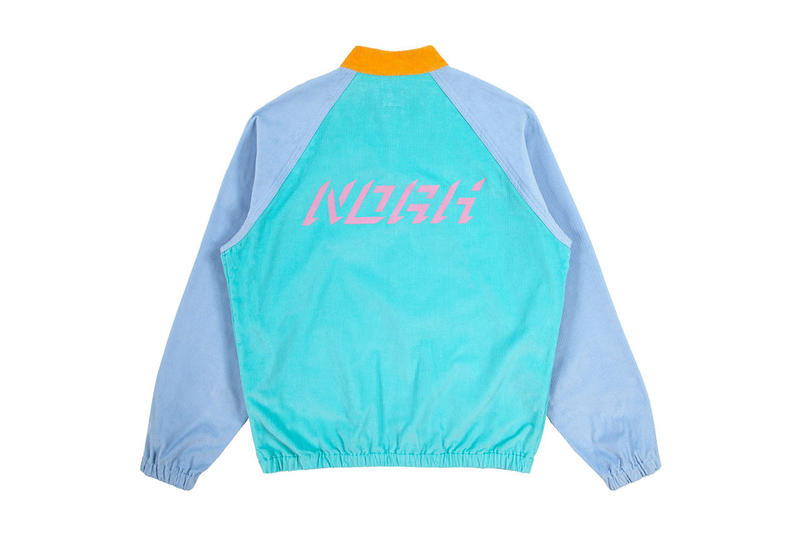 NOAH Spring Summer 2019 First Delivery ss19 collection buy web store update site drop jacket shirt doa print graphic long sleeve pin ripstop pants cordura bags accessories