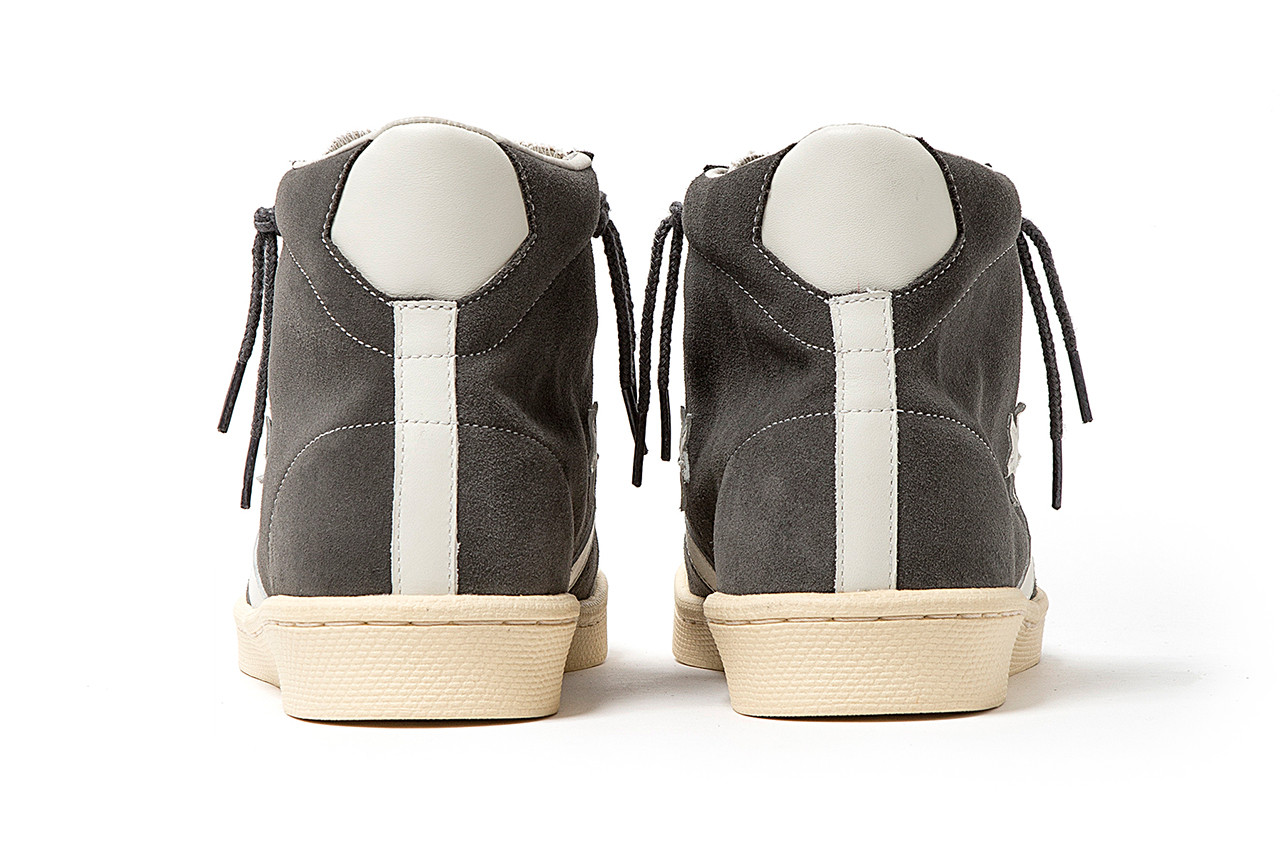 nonnative converse japan pro leather hi suede collaboration navy grey release date drop info colorways zipper exclusive coverchord vendor high top info 2016 february 16 2019