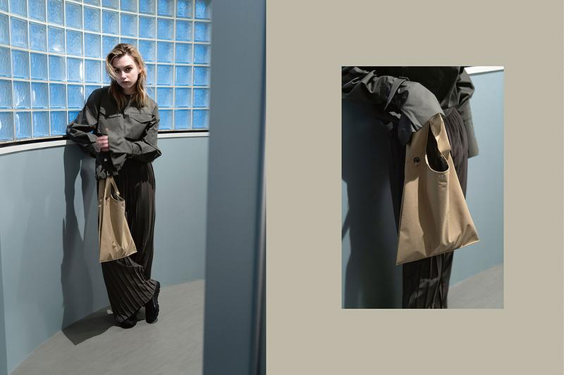 nunc spring summer 2019 lookbook japan drop release date info accessory strap nylon lanyard men women