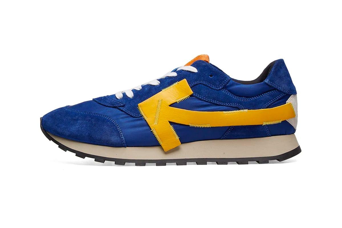 Off-White™ Arrow Running Sneaker \