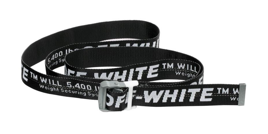 c29ba596c93 Off-White™ Industrial Belt Monochrome Exclusive
