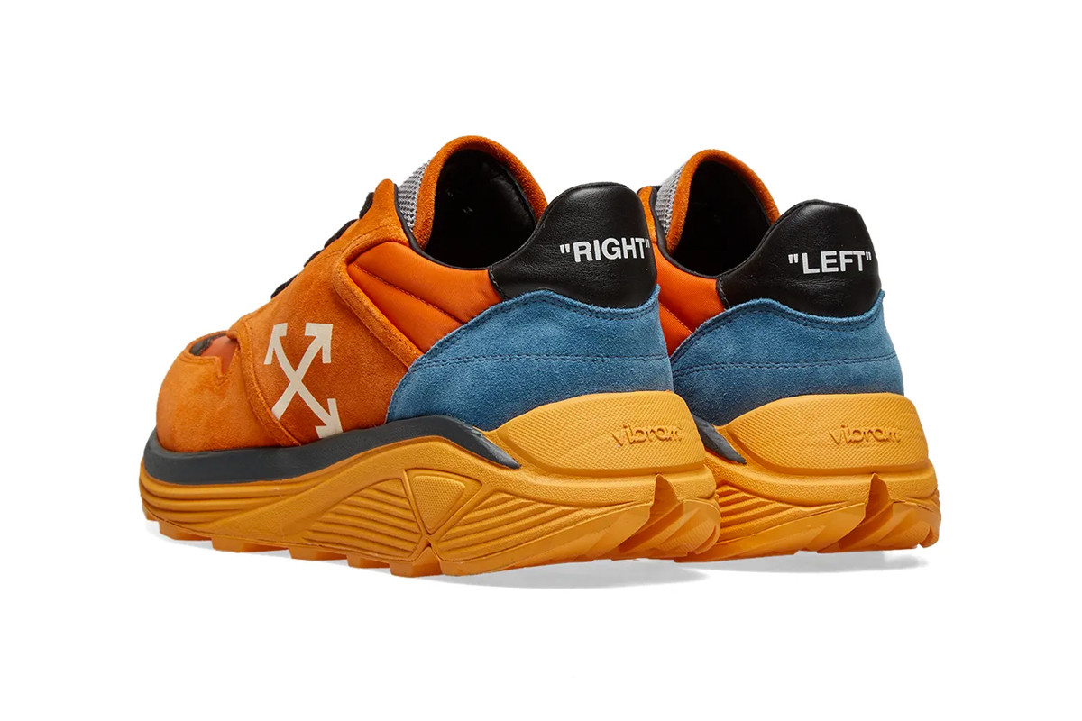Off-White Drops Jogger Sneaker in