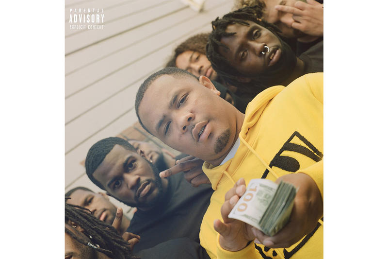Offset Jim Debut Project No Pressure Info hip-hop rap music oakland ALLBLACK EP