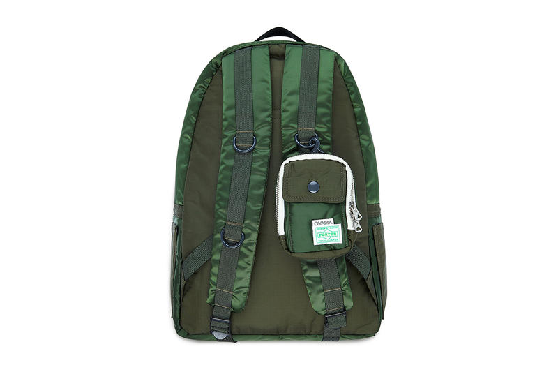 Ovadia & Sons yoshida PORTER japan spring summer SS19 2019 february 12 Collaboration Bag Capsule backpack daypack shoulder bag waist two way weekender buy release date info