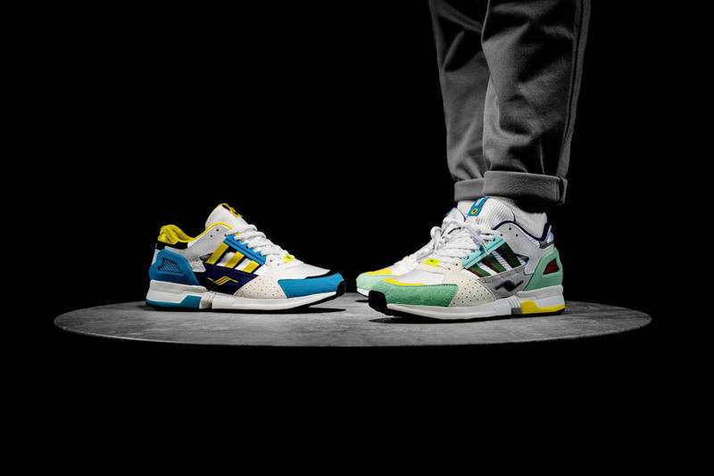 63bb3d91f Overkill adidas ZX 10.000 C I CAN IF I WANT 1990 colorway drop release date  info collaboration