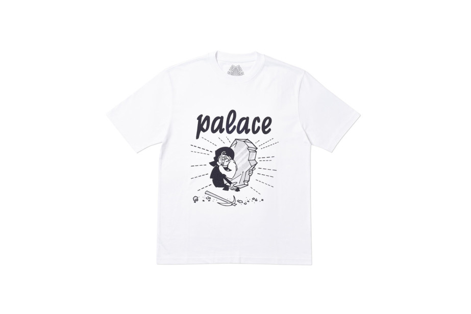 Palace Spring 2019 Full Collection Lookbook Juergen Teller Fashion Logo Jackets Pieces Skateboard Skate Streetwear Release