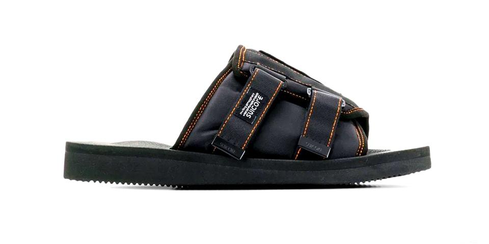 a1998a653ed8 Palm Angels x Suicoke Patch Slider Sandals