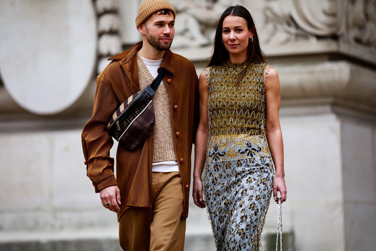 Paris Fashion Week Fw19 Best Street Style Hypebeast