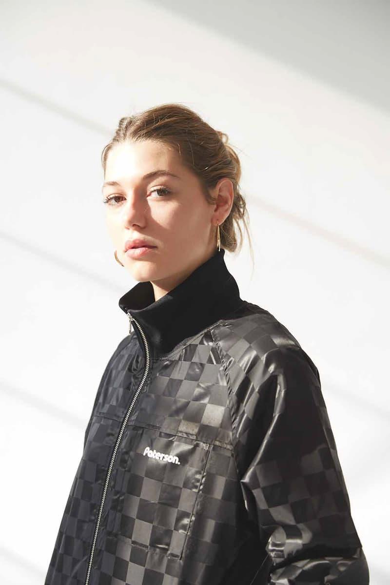 Paterson Fall Winter 2019 Lookbook Collection  fashion nyfw new york fashion week lookbooks