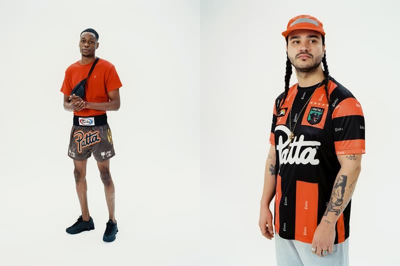Patta Spring Summer 2019 SS19 Vincent van de Waal Artwork Magazine Archive Slogans New Products Skatewear  Spring/Summer 2019