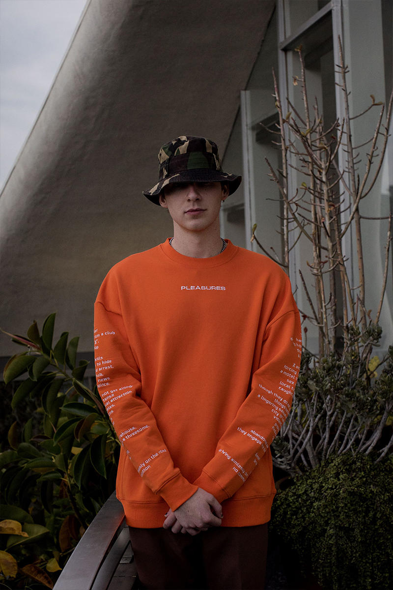 Pleasures Spring Summer 2019 Collection Lookbook fashion lookbooks ss19 love is not enough