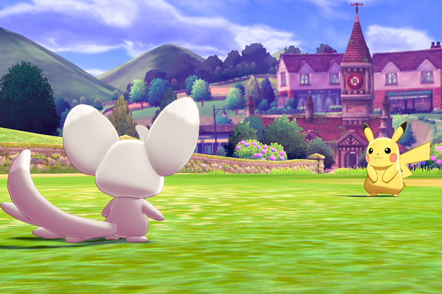 Pokemon Sword And Shield For Nintendo Switch Hypebeast