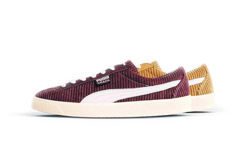 PUMA RS1 Crack David David Obadia Retro Runner Classic Archival Court Sneakers BWGH Brooklyn We Go Hard