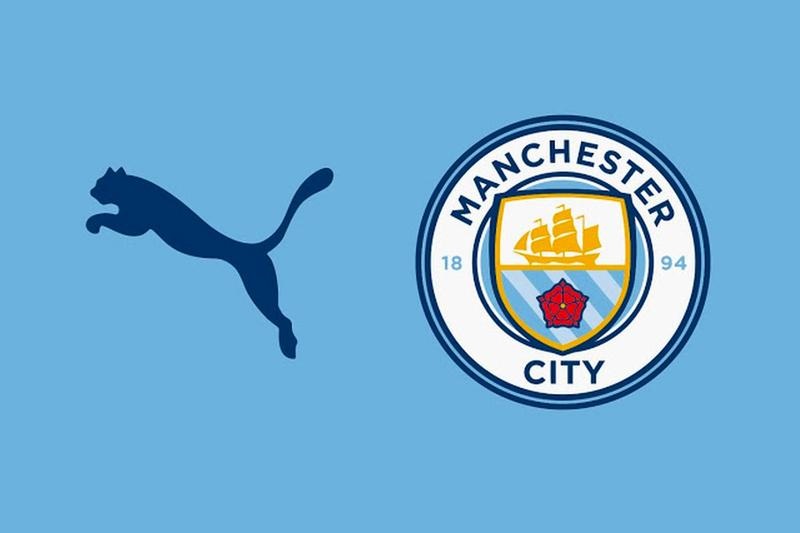 PUMA Manchester City Nike Football Soccer Sponsorship Partnership Kit Manufacturer Deal 600 million 800 City Football Group